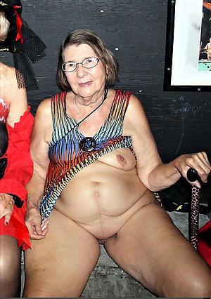 naughty big pussy granny