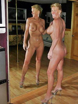 slutty aged womens tits