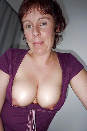 Nipples puffy mature with tits idea
