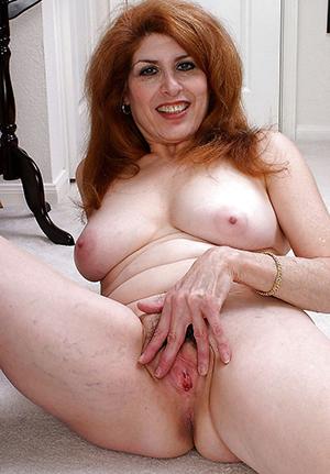 naked grandma pussy