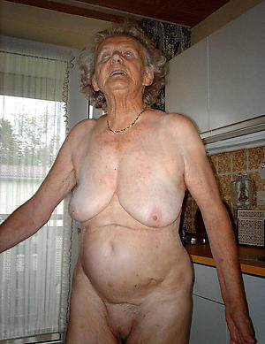 sexy old horny woman