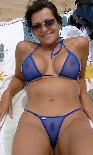 slutty hot bikini women