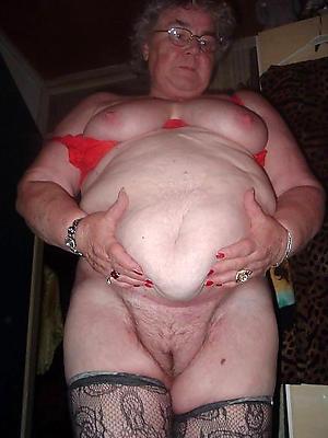 venerable bbw grannies unorthodox pics