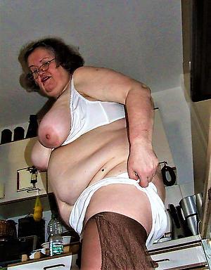 nude pics of mature bbw knockers