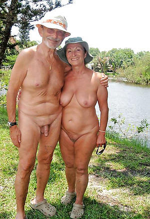 nice granny couples