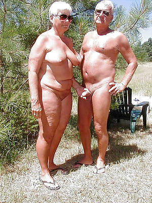 nude pics of mature older couples