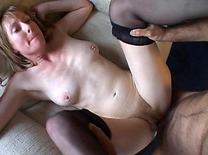 busty mature housewife fucks