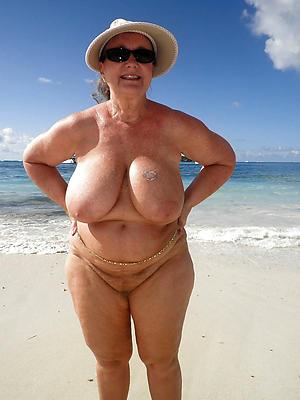 nude seaside grannies private pics