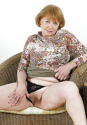 low-spirited granny panties private pics