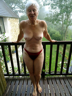 nude pics of grannys in women's knickers