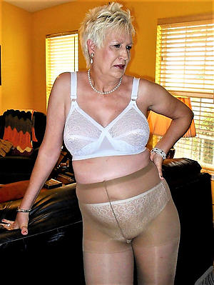 crazy maw in pantyhose