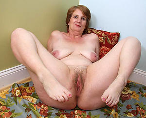 mature redhead pussy love posing nude