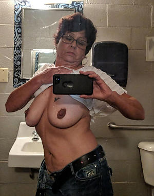 naughty mautre selfshot denuded