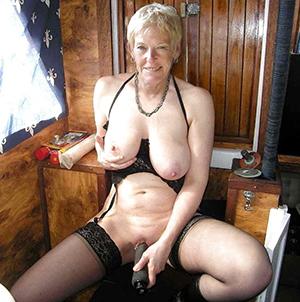 layman mature women solo