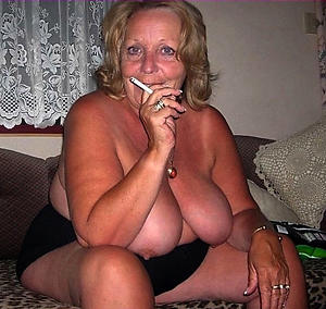 amateur big tits on old women