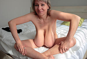 nice chubby titted old women