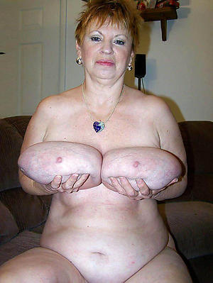 amazing big titted old women