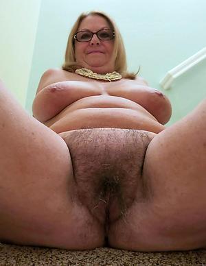 age-old mature cunt private pics