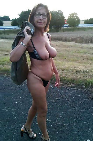 grotesque hot older women