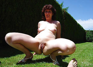 nice granny vagina