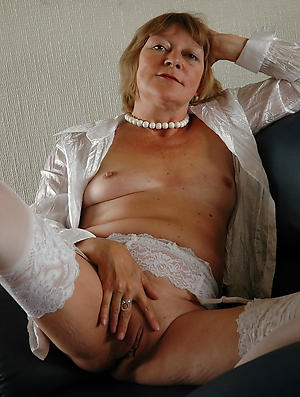 magnificent mature mating posing nude