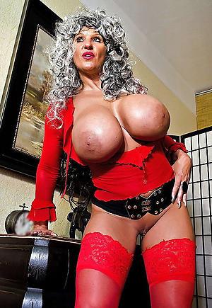 horny big granny titties