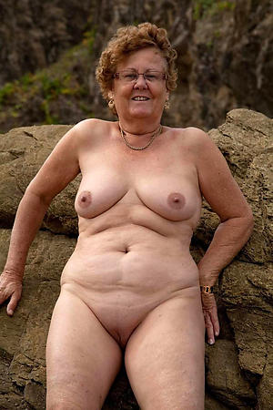 in one's birthday suit granny porn pic galleries