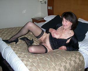 horny hairy granny pussy unclad photos