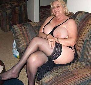 slutty homemade granny porn pic