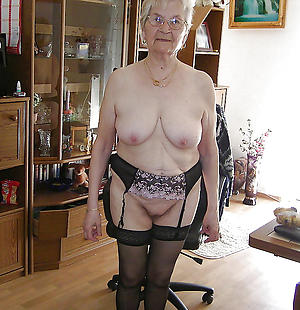 busty nude grandmother