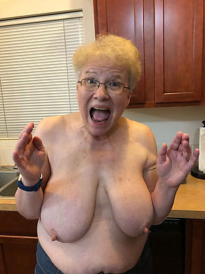 inconsolable granny broad in the beam boobs nude pics