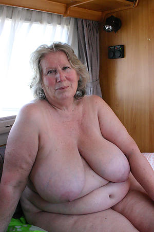 saggy granny confidential unconforming pics