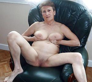 sexy old granny boobs porn pic