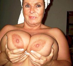 big boob grannies posing nude