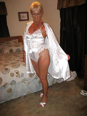 low-spirited granny more lingerie