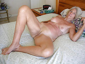 naked granny with shaved pussy porn images