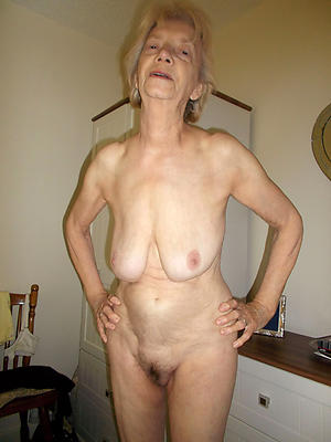 conscientious older granny porn photos