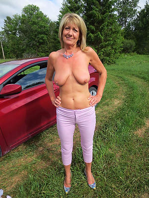 sexy beautiful older women naked