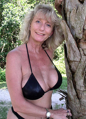 naked older women nearby bikinis