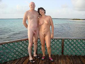 beautiful older nudist couples