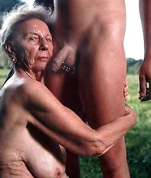 naked very old women pussy glaze