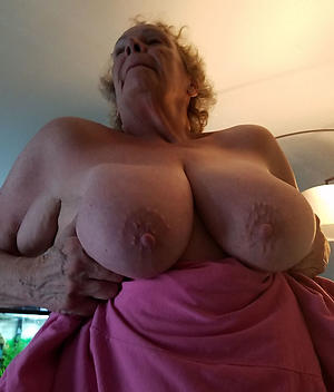 busty very old granny nude pics