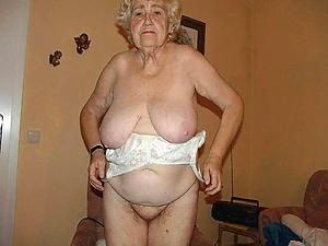 nice very old granny porn pic