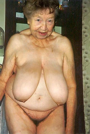 crazy naked most assuredly old grannies porn pic