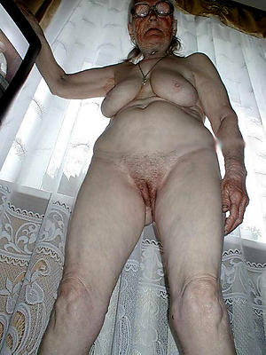 naked very old grannies private pics
