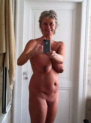 horny older women scant selfshots
