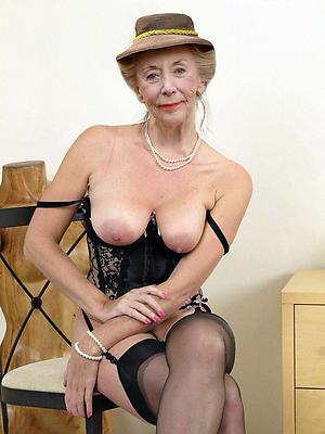 mere older ladies posing