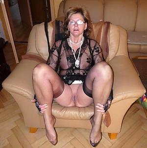 Grannies In Stockings