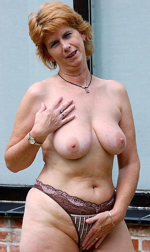 granny pussy in panties love porn