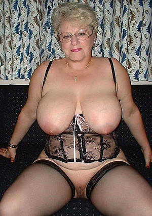 crazy granny lingerie photos